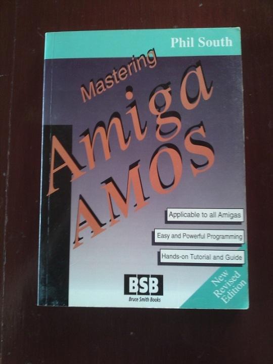 Mastering Amiga Amos