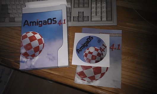 AmigaOS4.1 Package