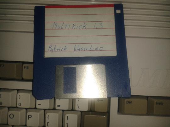 Multi Kickstart disk (Multikick 1.3)